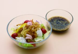 海鮮野菜サラダ