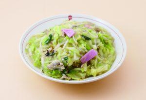 皿うどん細麺