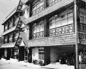 昭和42年当時の外観