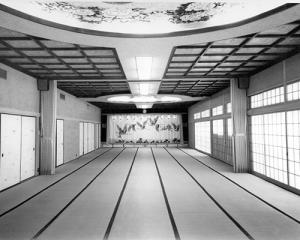 昭和40〜50年代頃 3階和式大宴会場