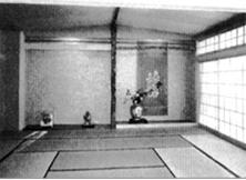 昭和40〜50年代頃 2階和室(蘇州)